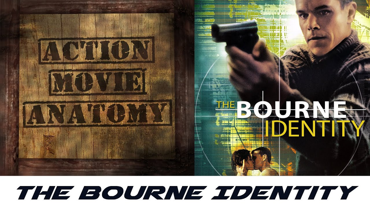 The Bourne Identity (Matt Damon) Review | Action Movie Anatomy