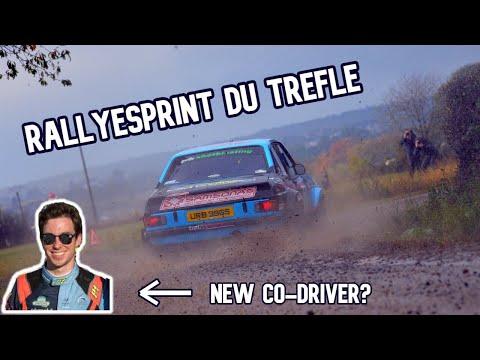 Frank Kelly - BELGIUM EVENT VLOG - Rallye du Trefle 2020