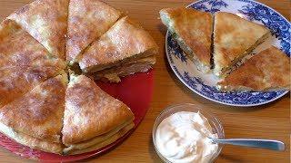 Осетинские пироги Самый удачный рецепт!