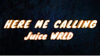 Juice WRLD - Hear Me Calling (Lyrics) Video