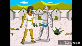 ARTISTICA-la muerte de atahualpa