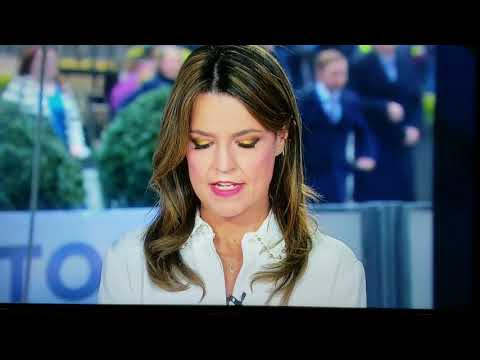 """Download Savannah Guthrie - """"Shit, Sorry Guys"""" - Live Mic - Swears on NBC Today Show"""