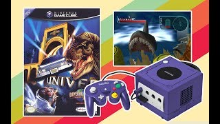 Universal Studios Theme Park Adventure - Gameplay - Gamecube