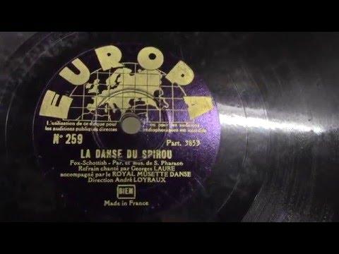 Georges Laure: La danse du spirou. (1949).