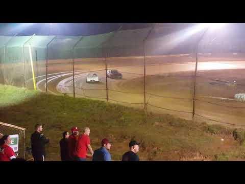 Factory Stock Heat Race @ 105 Speedway Part 2 3-9-19