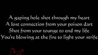 Senses Fail - 187 Lyrics