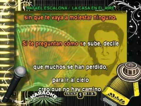 LA CASA EN EL AIRE KARAOKE.avi