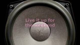 Brantley Gilbert - The Weekend (Lyrics)