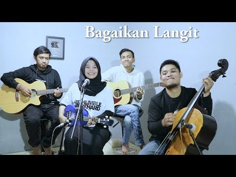 Potret - Bagaikan Langit Cover by Ferachocolatos and friends