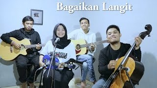 Download lagu Potret Bagaikan Langit Cover by Ferachocolatos and friends MP3
