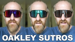 Why I Chose Oakley Sutro Sunglasses