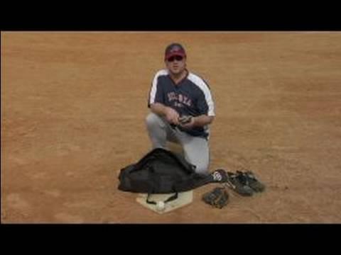 The Basics Of Baseball : Baseball Equipment