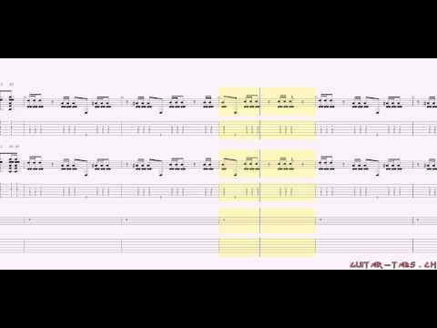 Led Zeppelin Tabs - Kashmir