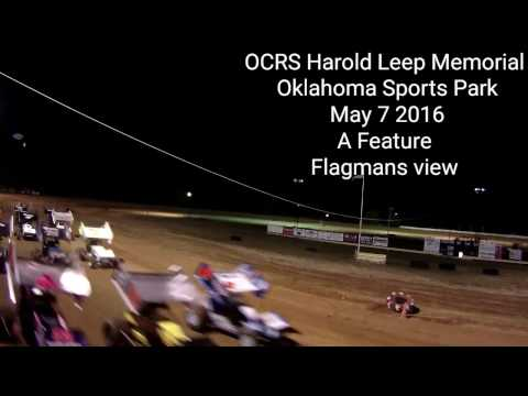 OCRS Harold Leep Memorial Oklahoma Sports Park May 7 2016 Flagmans view