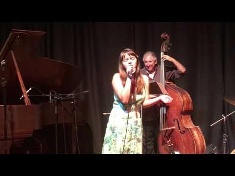 Ava Preston  Lush Life at The Stanford Jazz Institute
