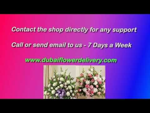How to Send Flowers to Dubai from another Country???