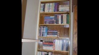 Recessed Closet Shelf