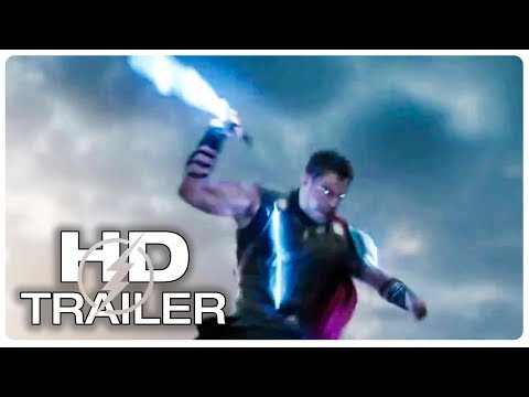 THOR RAGNAROK God of Lightning Trailer (2017) Marvel Superhero Movie HD