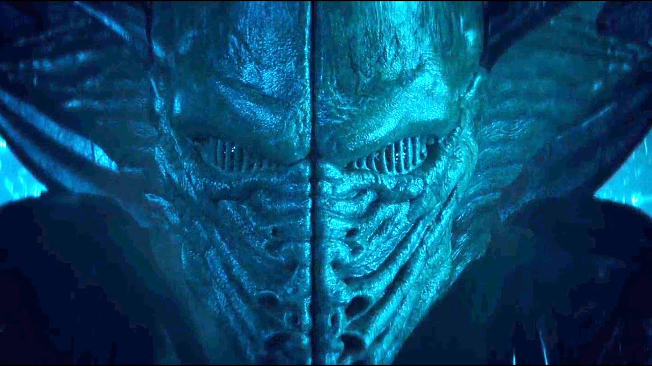Download Alien Harvester Queen Suit Up Scene (Independence Day: Resurgence)