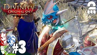 #3【RPG】弟者,兄者,おついちの「Divinity :Original Sin 2」【2BRO.】