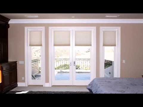 Ideas To Cover Patio Doors