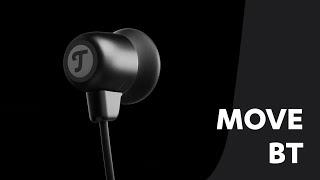 MOVE BT mit Ear-Hooks