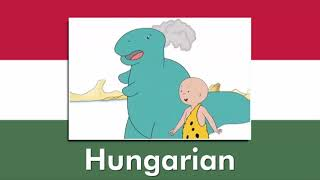 Caillou Theme Song    One-Line Multilanguage (Requested).mp3
