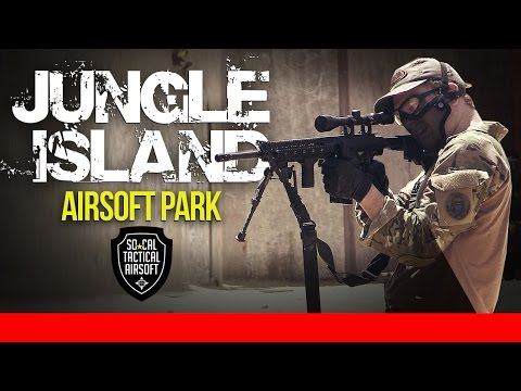 Jungle Island Airsoft Park / So. Cal Tactical Airsoft