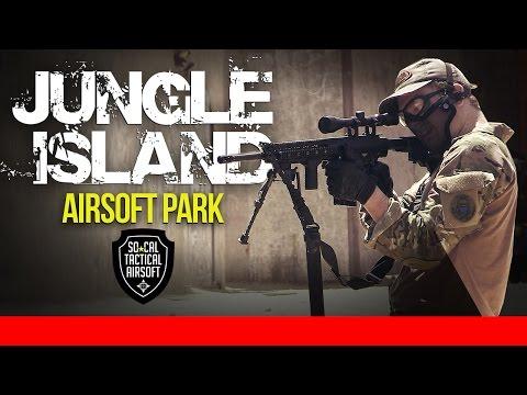 Jungle Island Airsoft Park / So. Cal Tactical Airsoft