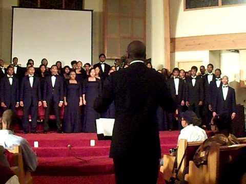 Pine Forge Academy Choir - Alleluia