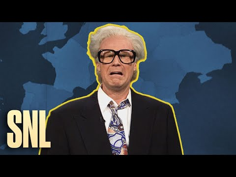 Weekend Update Rewind: Harry Caray - SNL