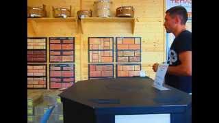 Семинар по плитке для бани Терракот(Сайт производителя http://www.terrakot.com/ Семинар ведет Сергей Сторублевцев. Проходит семинар в магазине