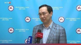 Брифинг Айсена Николаева об эпидемиологической обстановке в регионе на 12 апреля