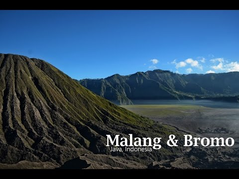 Malang & Bromo, Java, Indonesia (May 2016)