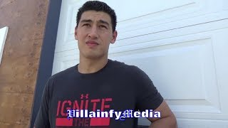 """DMITRY BIVOL """"HONORED"""" BY GOLOVKIN'S RESPECT; SHUTS DOWN EDDIE HEARN SIGNING, TALKS AUGUST 4TH CAMP"""