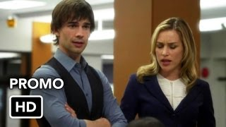 "Covert Affairs 4x05 Promo ""Here Comes Your Man"" (HD)"