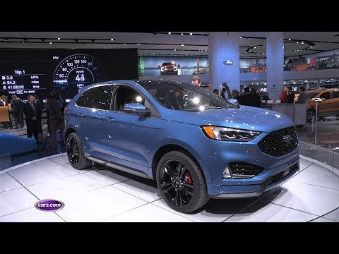 Ford Edge Gets Refresh with New ST for 2019 – Cars.com