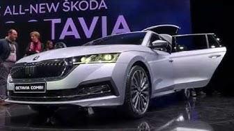 Skoda Octavia 2020 esiteltiin Prahassa