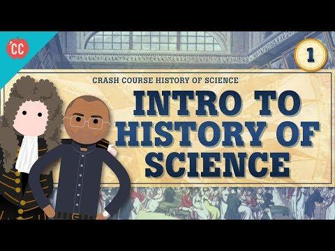 Giới thiệu lịch sử về khoa học