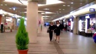 2017 大阪自由行- 長堀橋地鐵站經地下街電梯出口往南船場 ...