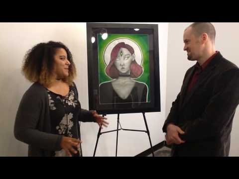Meet the Artist: Kelsey Hines