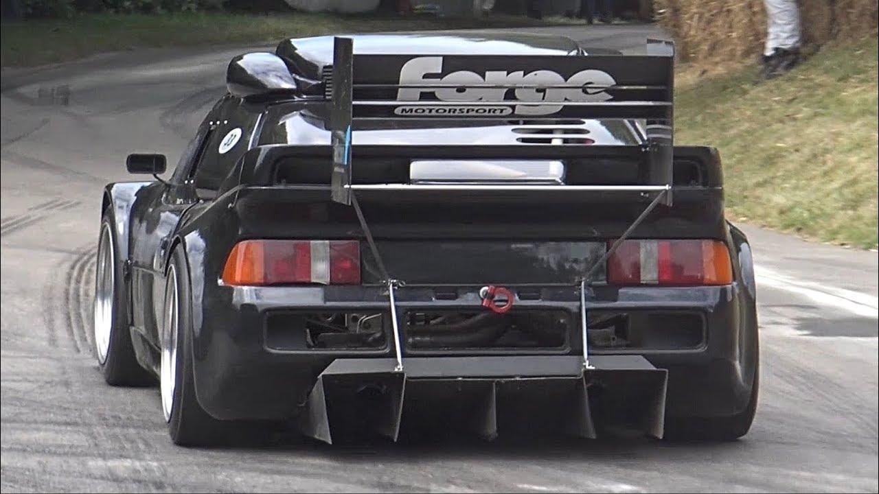 925hp ford rs200 pikes peak monster by forge motorsport brutal accelerations sounds youtube. Black Bedroom Furniture Sets. Home Design Ideas