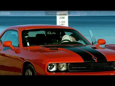 USA Muscle Car Road Trip: Drag Racing in Reno (HQ) - Top Gear - BBC