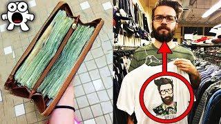 Personas Suertudas Que Compraron Tesoros En Tiendas De Segunda Mano thumbnail