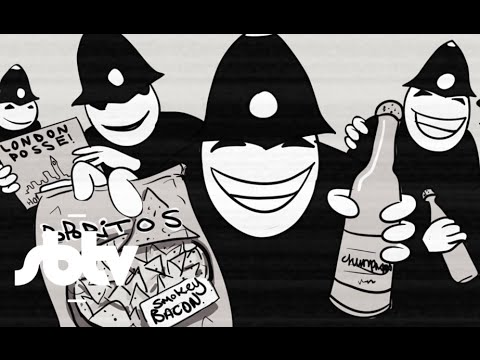Rodney P & DJ Die ft Indigo Kid | Holes In The Building [Music Video]: SBTV