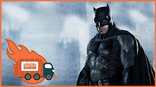 Batman Movie Starts Over - Kinda Funny Morning Show 07.13.17