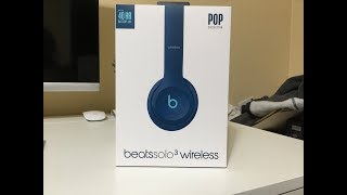 Beats Solo 3 Unboxing And Review