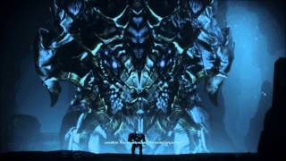 Leviathan Mass Effect 3 part 6 - Shepard meets Leviathan [full dialogue]