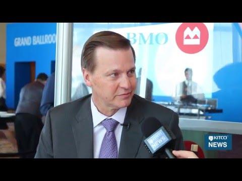 Newmont CEO Goldberg Talks $500M Debt Tender Offer, Gold Rally