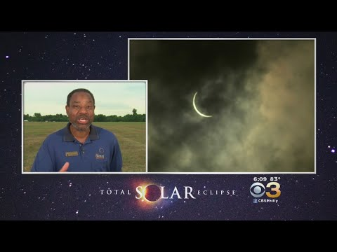 Franklin Institute's Chief Astronomer Heads West To See Solar Eclipse